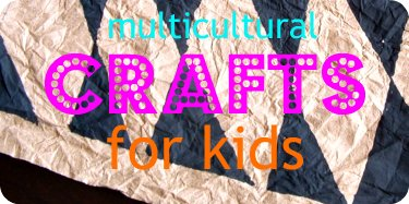Multicultural crafts banner