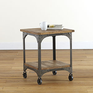 World market end table