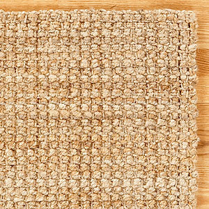 World market jute rug
