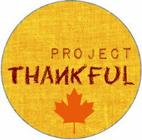 Project thankful badge